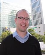 Kristoffer Aberg, Head of Interaction Architecture, Creative Design Centre, Sony Ericsson