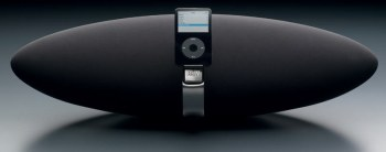 Bowers & Wilkins iPod and iPhone dock by Native